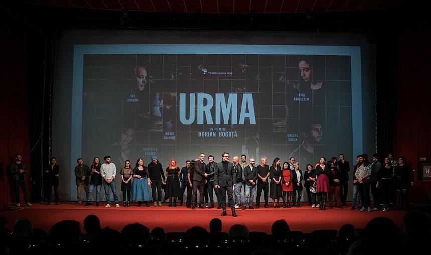 """Filmul """"Urma"""", de vineri în cinematografe din 25 de oraşe din ţară"""