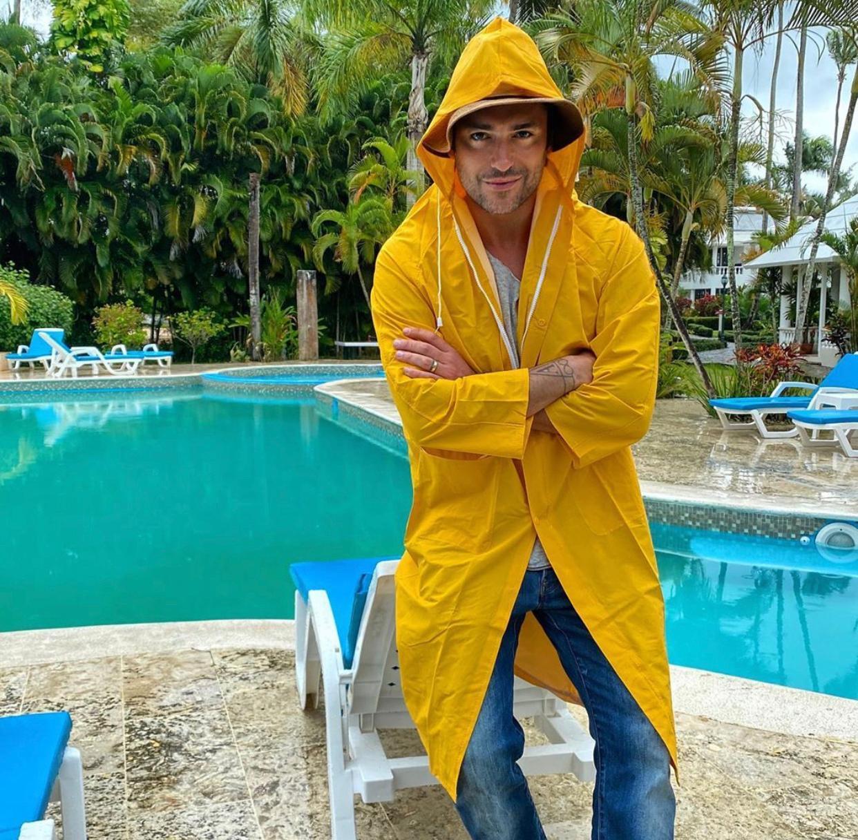 """Radu Vâlcan a ajuns în Republica Dominicană, unde va filma pentru """"Insula Iubirii"""": """"Nu o să semene cu nimic din ce ați văzut până acum!"""""""