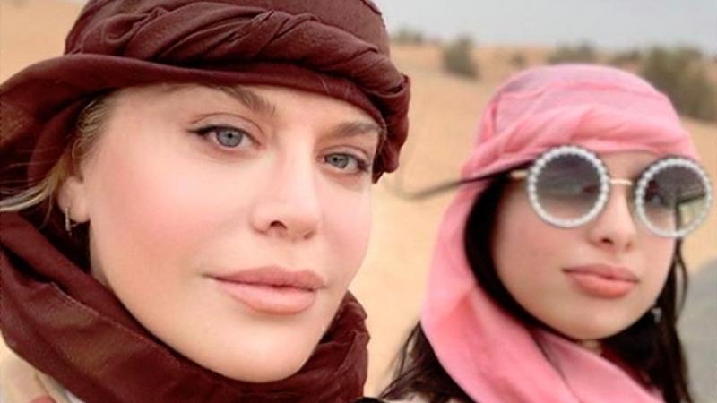 Fiica Loredanei Groza îi este copie fidelă! Cât de bine seamănă Elena cu mama ei - FOTO