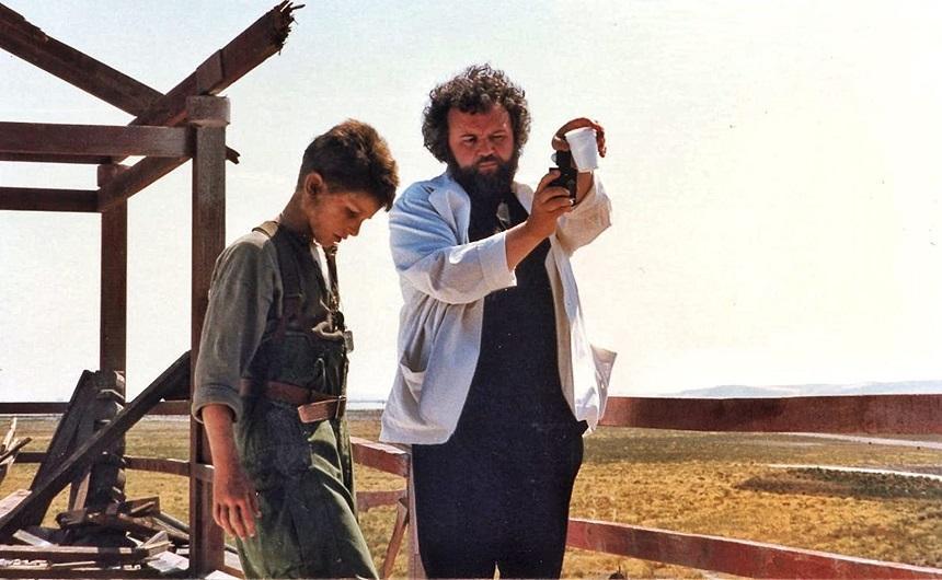 """Allen Daviau, director de imagine pentru filme ca """"E.T."""" şi """"Empire of the Sun"""", a murit din cauza Covid-19"""