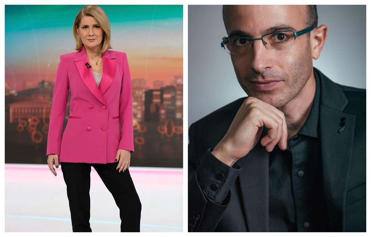 Yuval Harari vorbește despre criza globală provocată de coronavirus într-un interviu acordat în exclusivitate pentru Observator