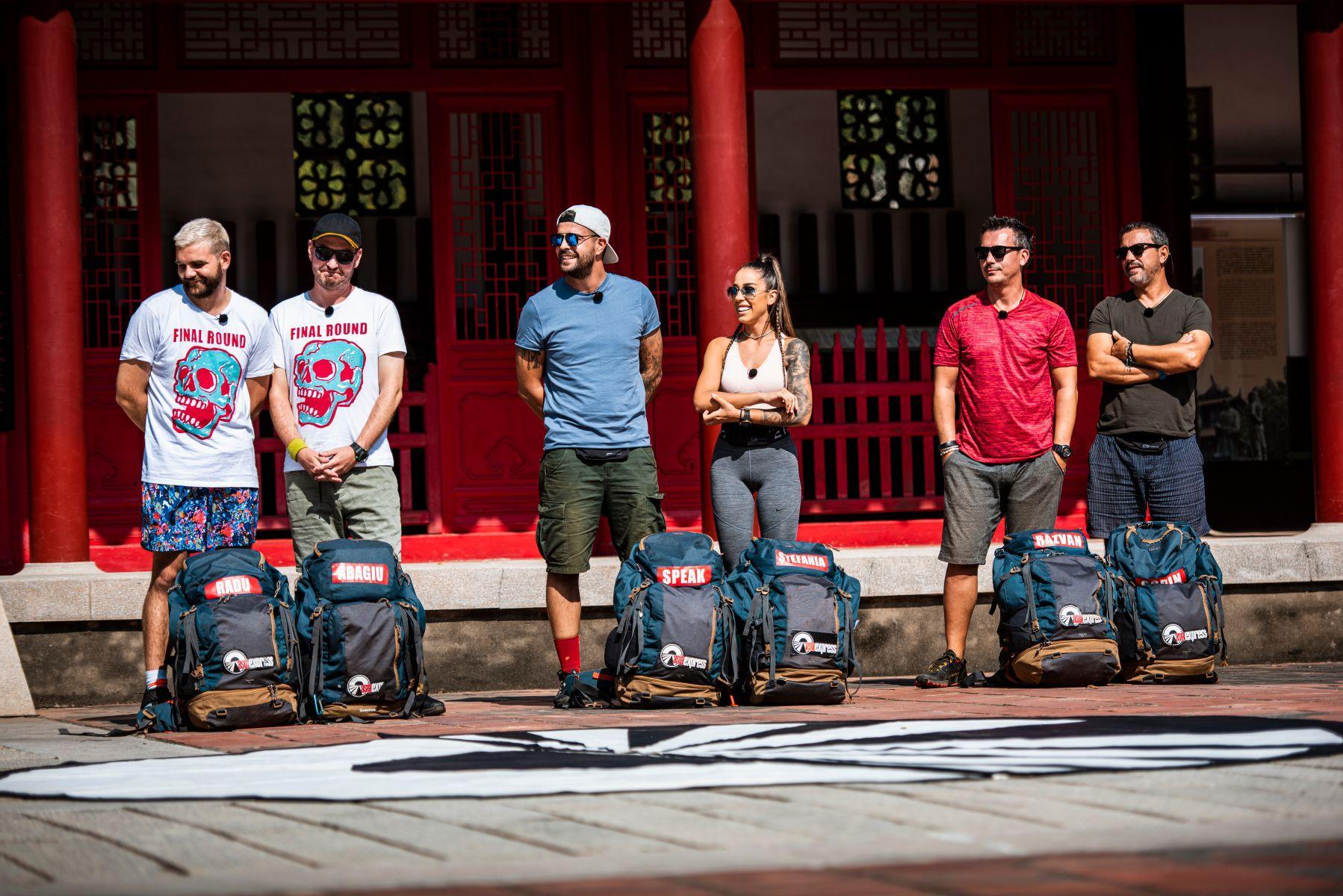 Asia Express,  record de audienţã!  Alex Abagiu, Radu, Speak și Ștefania, primii semifinaliști ai sezonului 3