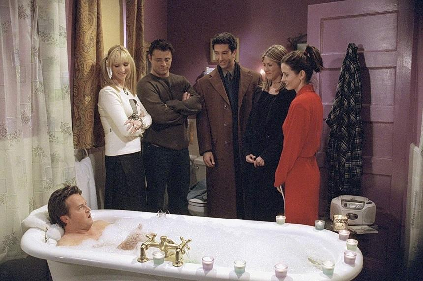 """Episodul special """"Friends"""", posibil să fie filmat la finalul verii"""