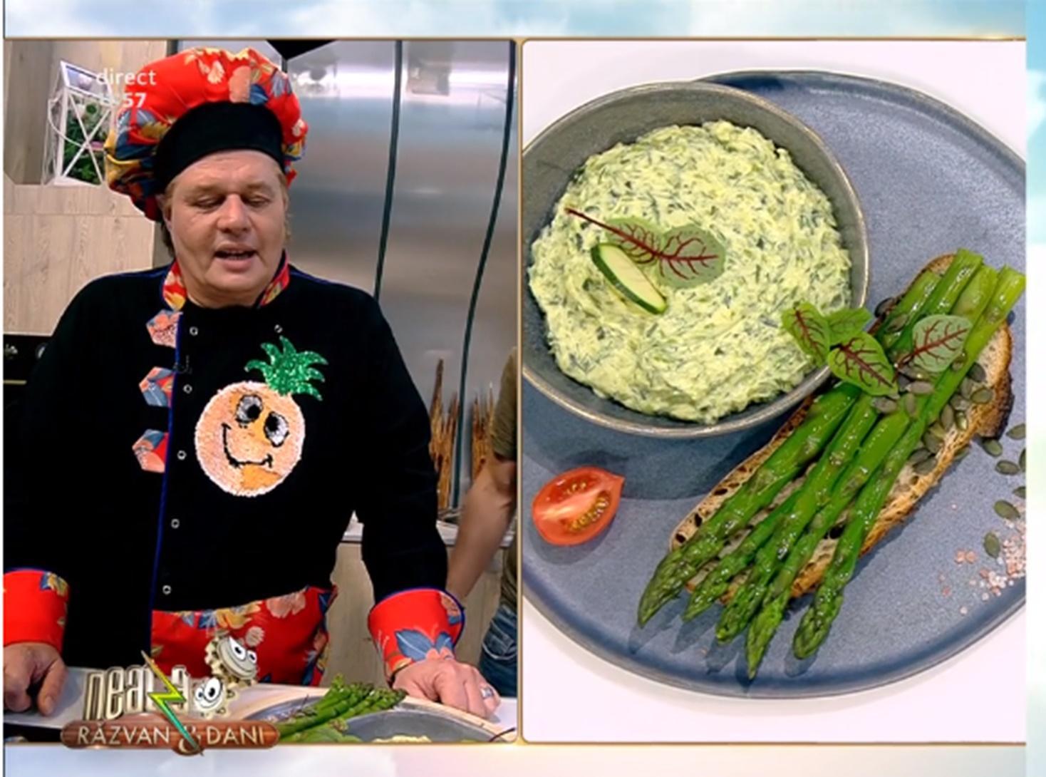 Rețetă delicioasă de Salată de dovlecei cu iaurt și mărar verde - Rețeta lui Vlăduț