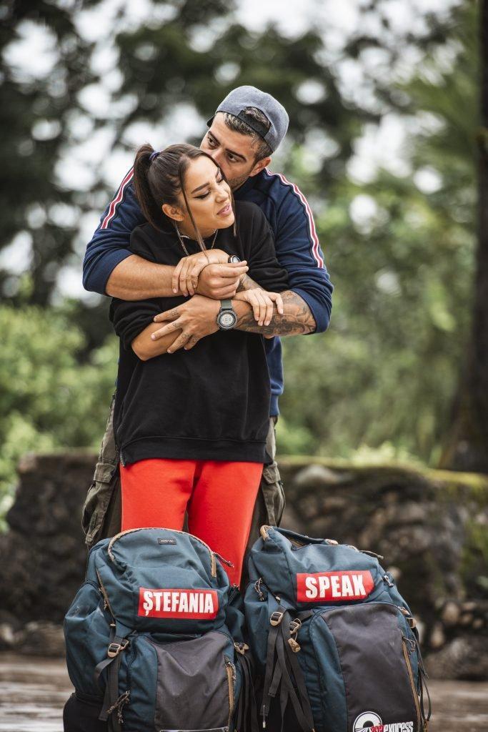 """Speak și Ștefania, noi declarații după Asia Express: """"În trei ani de relaţie, n-am stat o săptămână unul fără celălalt"""" Cum s-a schimbat viața lor după show"""