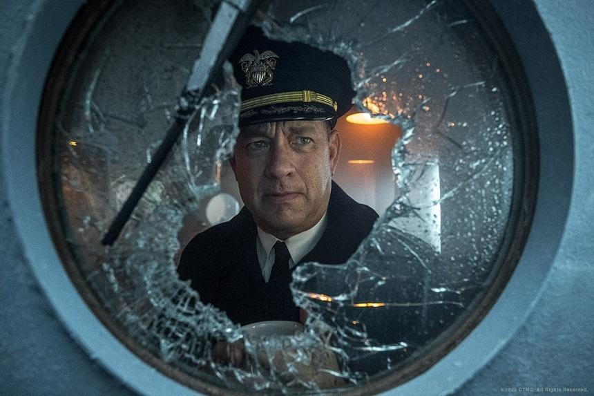 """Drama de război """"Greyhound"""", cu Tom Hanks, lansată la nivel global în luna iulie"""