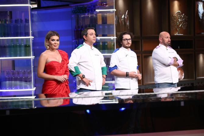 Program TV Antena 1 astazi: nu rata Chefi la cutite de la ora 20:20