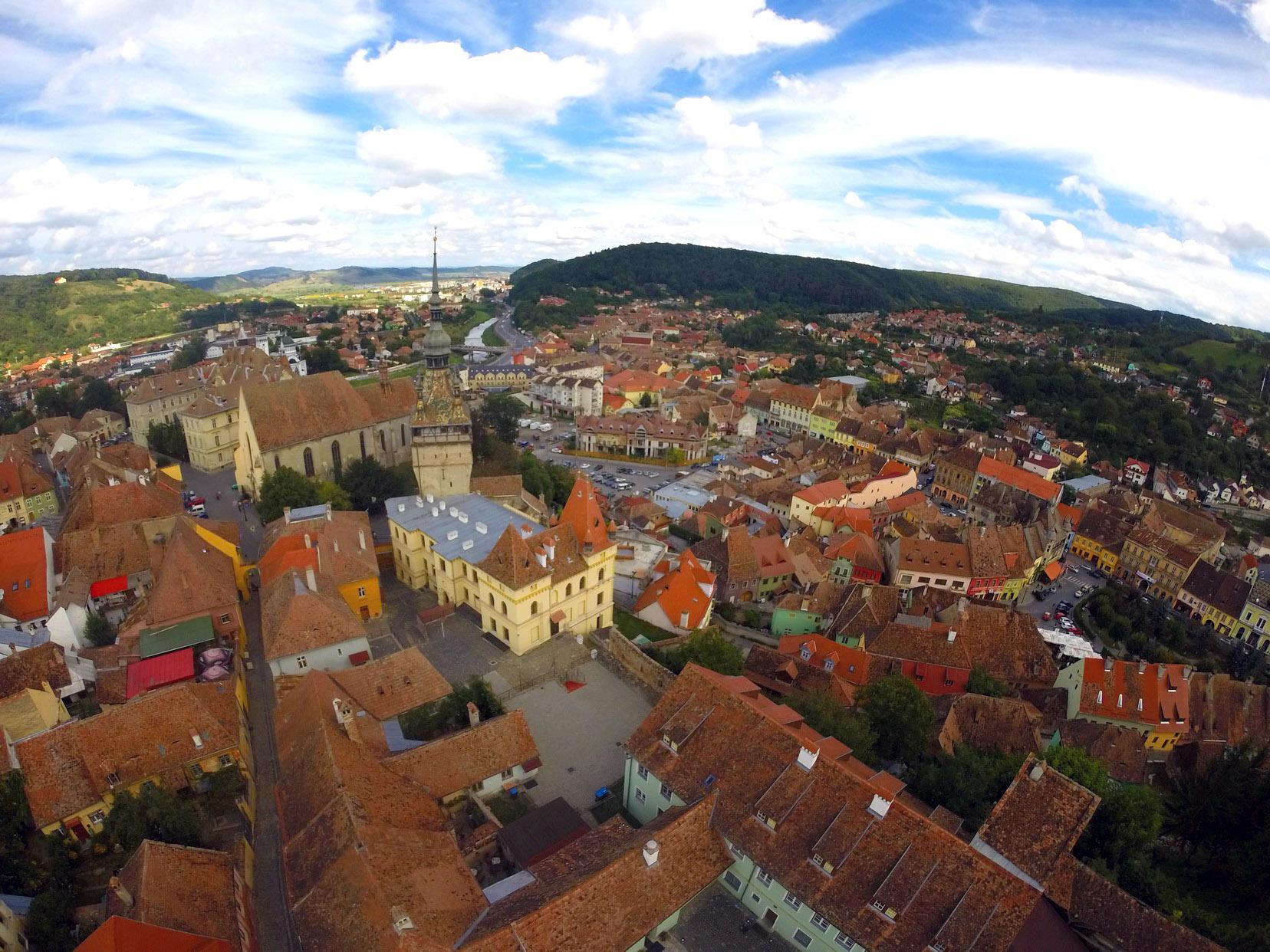 Mândrie națională! Un oraș turistic din România, inclus în Topul Oraşelor de Nota 10, realizat de Banca Mondială