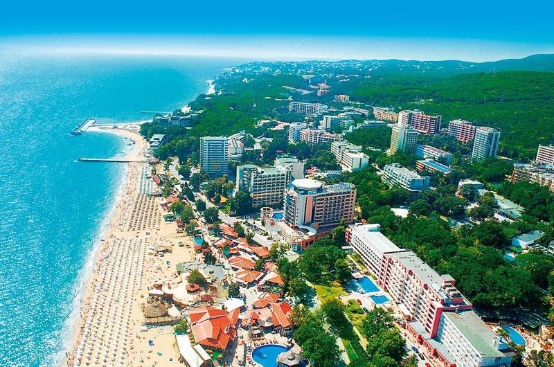 O vacanţă all inclusive la un hotel de trei stele în Mamaia, de trei ori mai scumpă decât una în Bulgaria