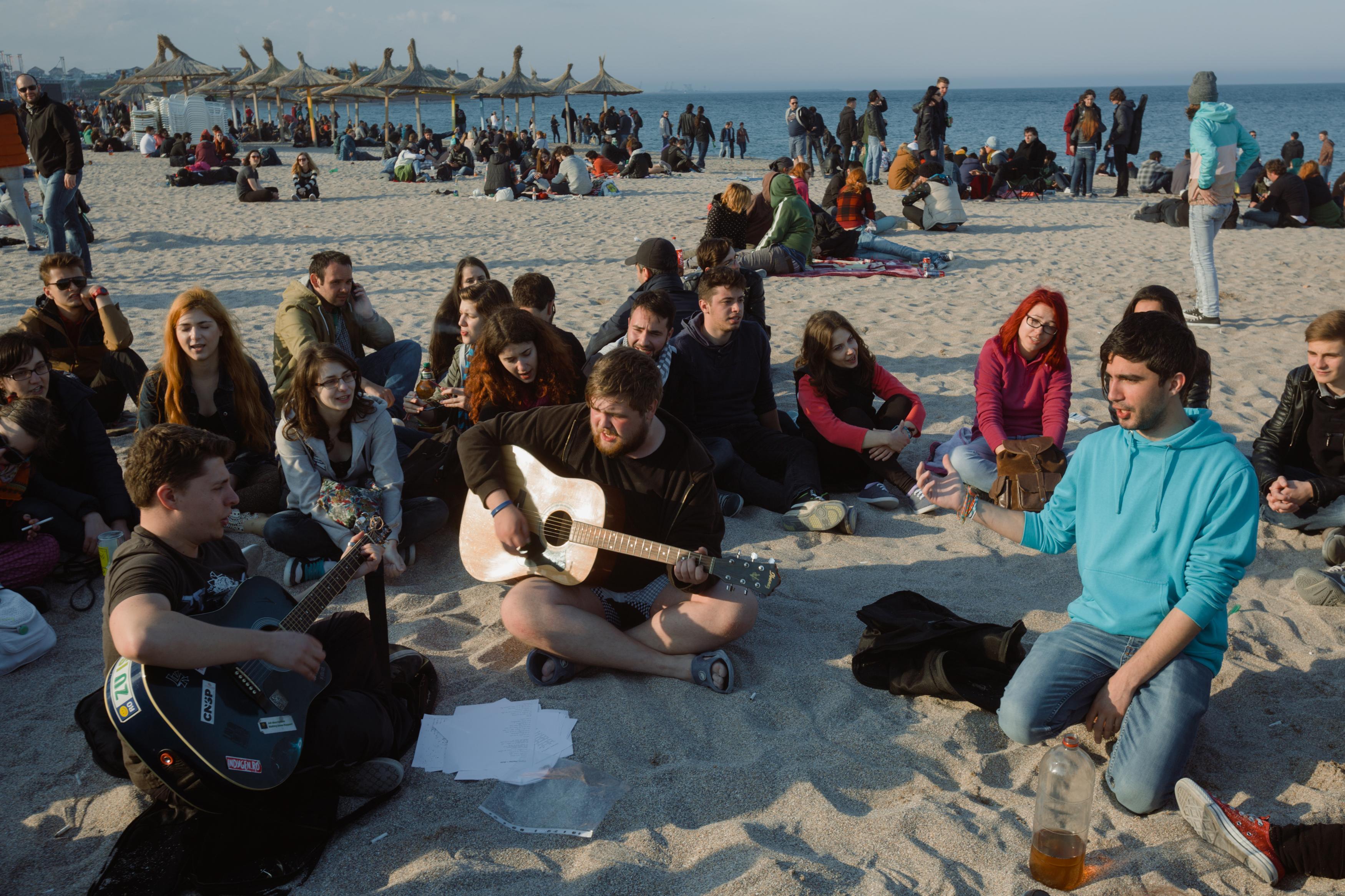 Unde găsești cele mai curate plaje de pe litoralul românesc. Vama Veche, în topul celor mai întreținute din ultimii trei ani