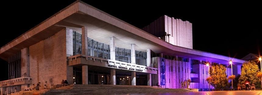 """Teatrul Naţional """"Marin Sorescu"""" din Craiova, decorat cu Ordinul """"Meritul Cultural"""" în grad de Mare Ofiţer"""