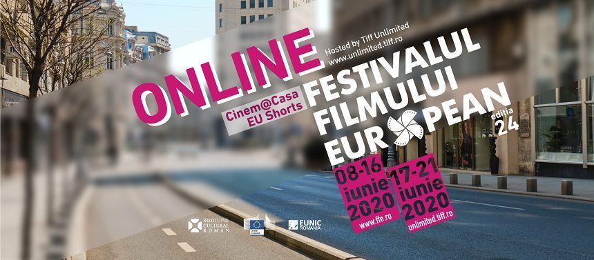 Festivalul Filmului European 2020, gratuit pe două platforme online
