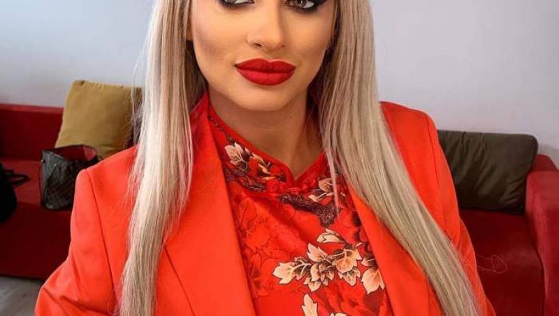 Sânziana Buruiană, cu burtica de graviduță la vedere. Vedeta se mândrește cu noua siluetă  FOTO