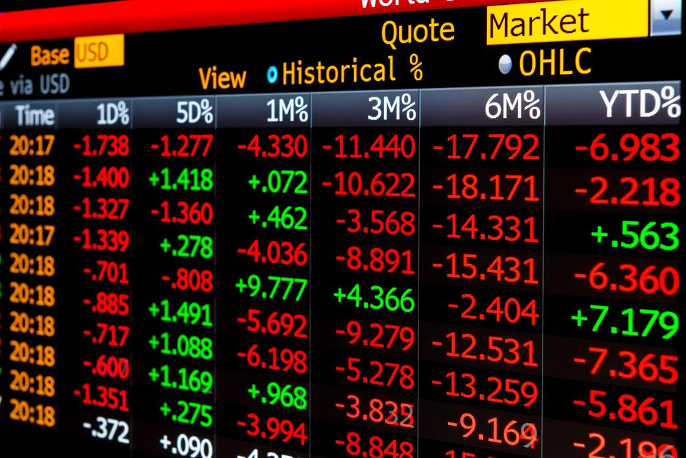Indicii americani S&P 500 şi Nasdaq au închis în declin, după scăderi puternice ale acţiunilor giganţilor de tehnologie