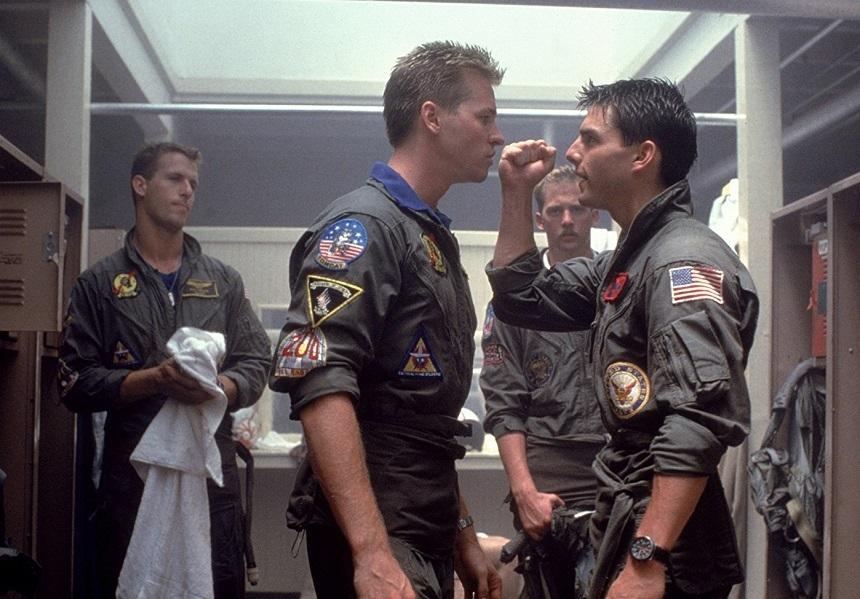 """""""Top Gun: Maverick"""" cu Tom Cruise va rula în sălile de cinema din decembrie"""