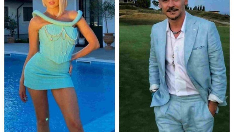 Lidia Buble si Razvan Simion, surprinsi impreună