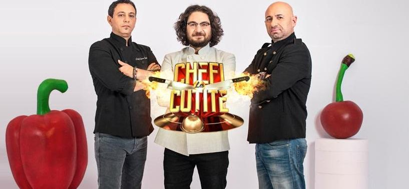 """Program tv Antena 1, astăzi 9 iulie 2020. Încă o porție de preparate spectaculoase, la """"Chefi la cuțite"""", de la 20:30"""
