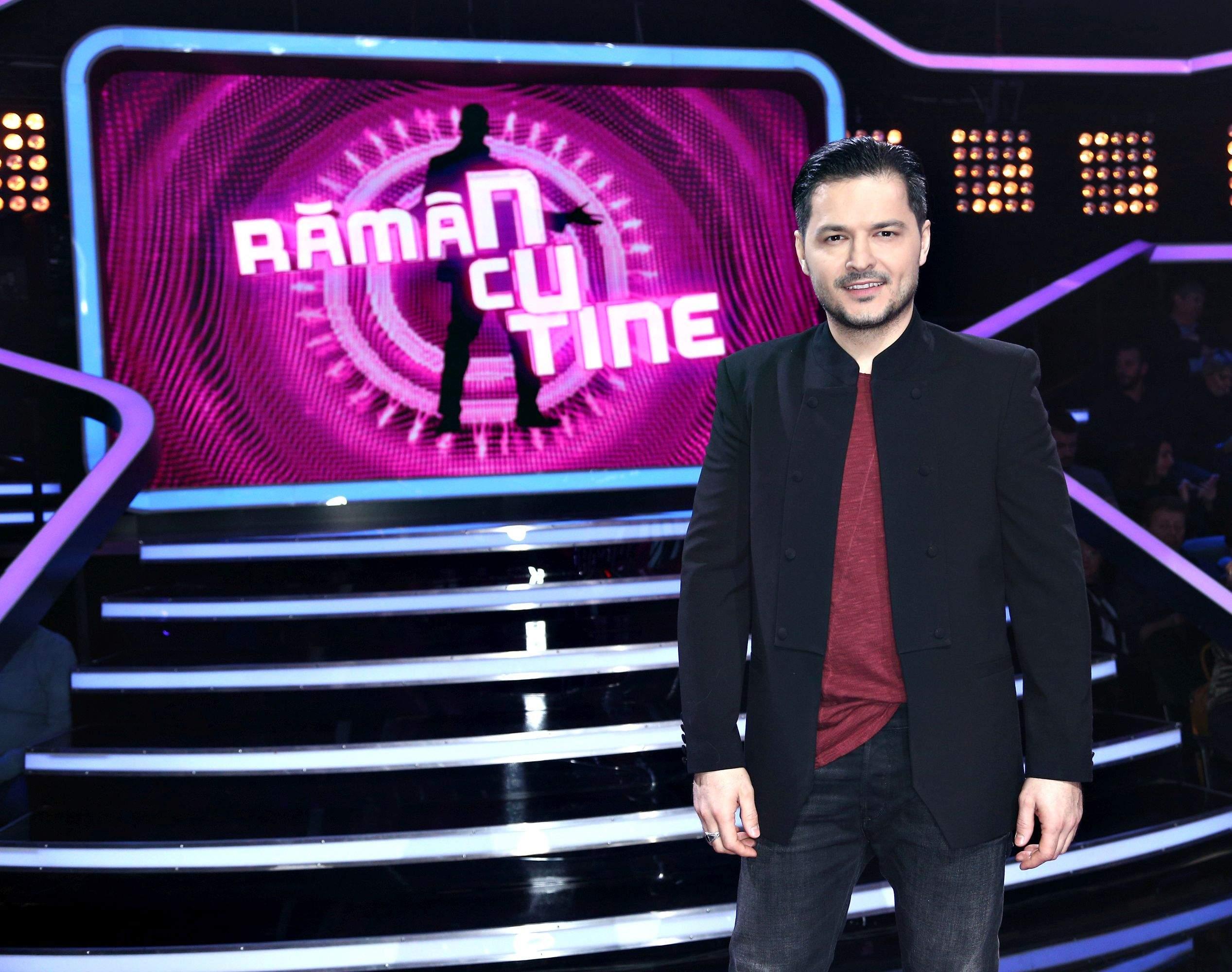 """Program tv la Antena 1, luni, 10 august: Nu rata super show-ul """"Rămân cu tine"""", prezentat de Liviu Vârciu, de la 20:30!"""