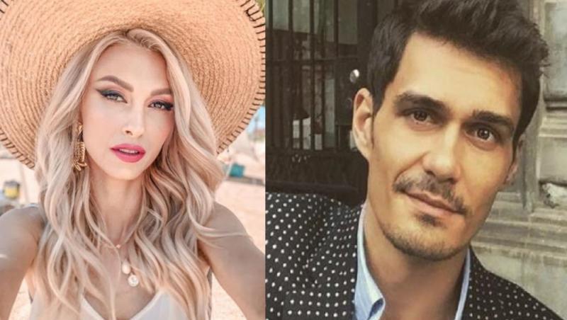 Andreea Bălan, dezvăluire neașteptată despre George Burcea, fostul soț