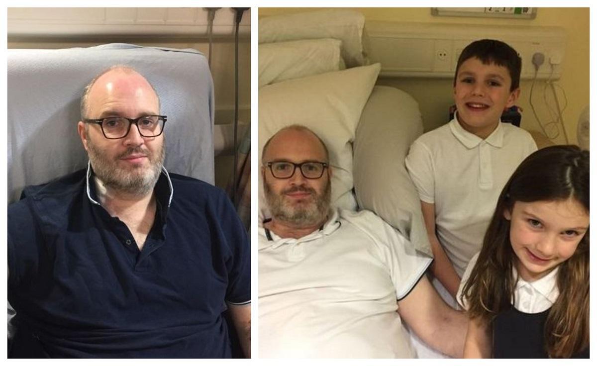 """""""Mi-ar fi putut lăsa copiii fără tată!"""". Avea cancer, dar doctorul l-a trimis liniștit acasă. """"A explicat de ce a ratat diagnosticul. Este inadmisibil"""""""