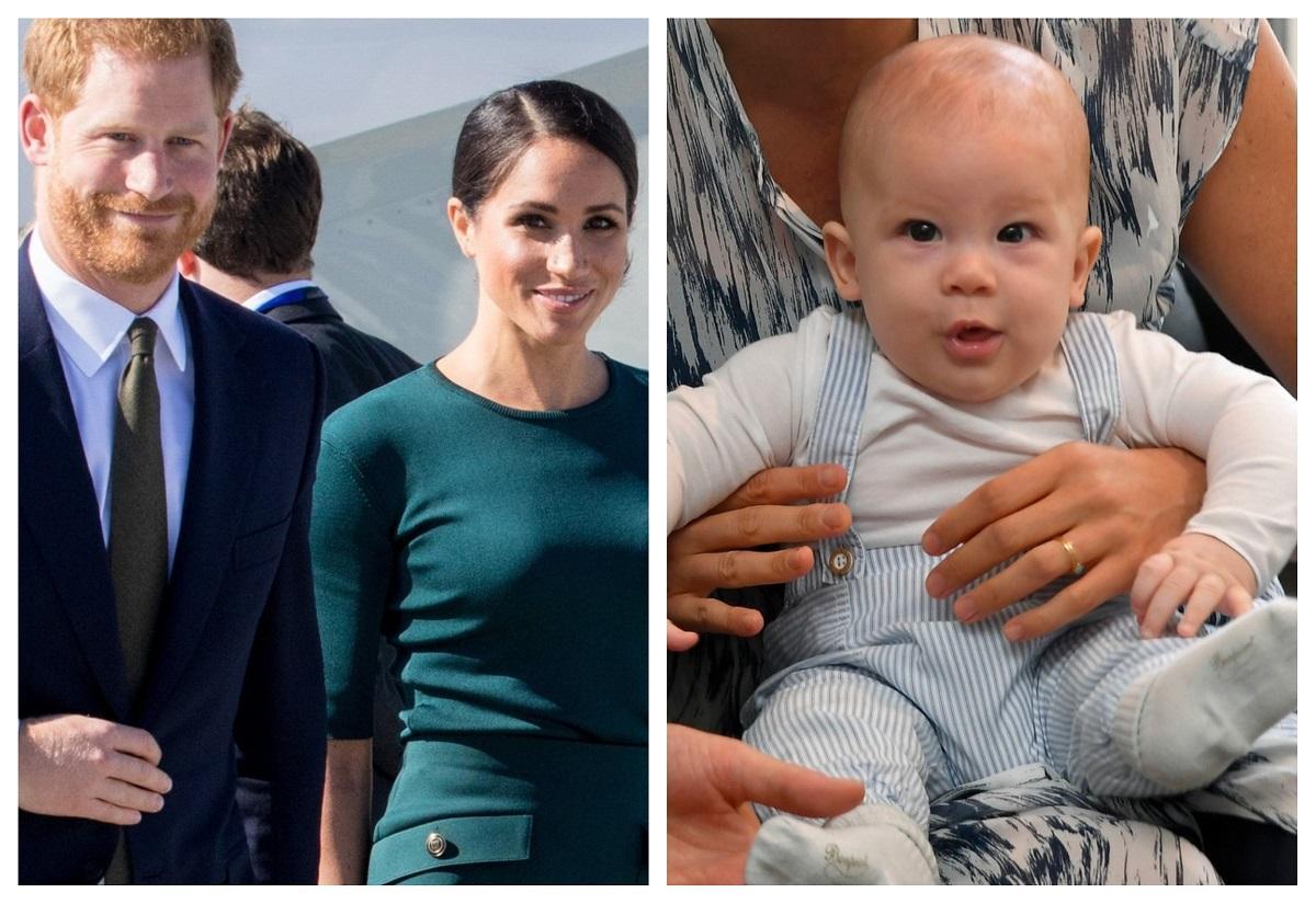 Când o să devină prinț nepotul ei, Archie. Ce decizie importantă va putea lua fiul lui Meghan Markle