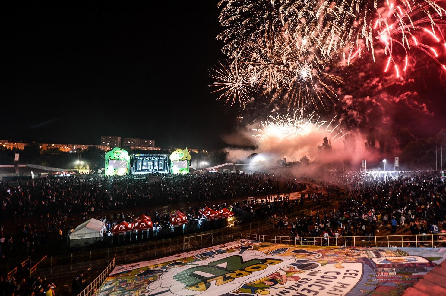 ZU TV redifuzează evenimentele-fenomen Forza ZU de la Constanţa, Iaşi şi Galaţi
