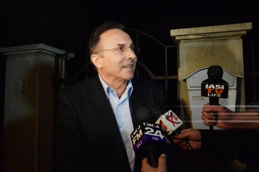 Încă un primar ajunge la închisoare! Fostul edil al Iaşiului, Gheorghe Nichita, condamnat definitiv cu executare