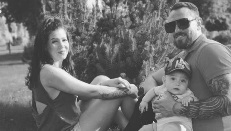 """Costas și Geanina de la """"Insula iubirii"""" (sursa foto: Instagram)"""