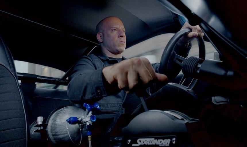 """O parte din acţiunea filmului """"Fast & Furious 9"""" va avea loc în spaţiu"""