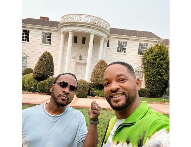 """Casa în care a fost filmat serialul """"The Fresh Prince of Bel-Air"""", închiriată prin Airbnb pentru 30 de dolari pe zi"""