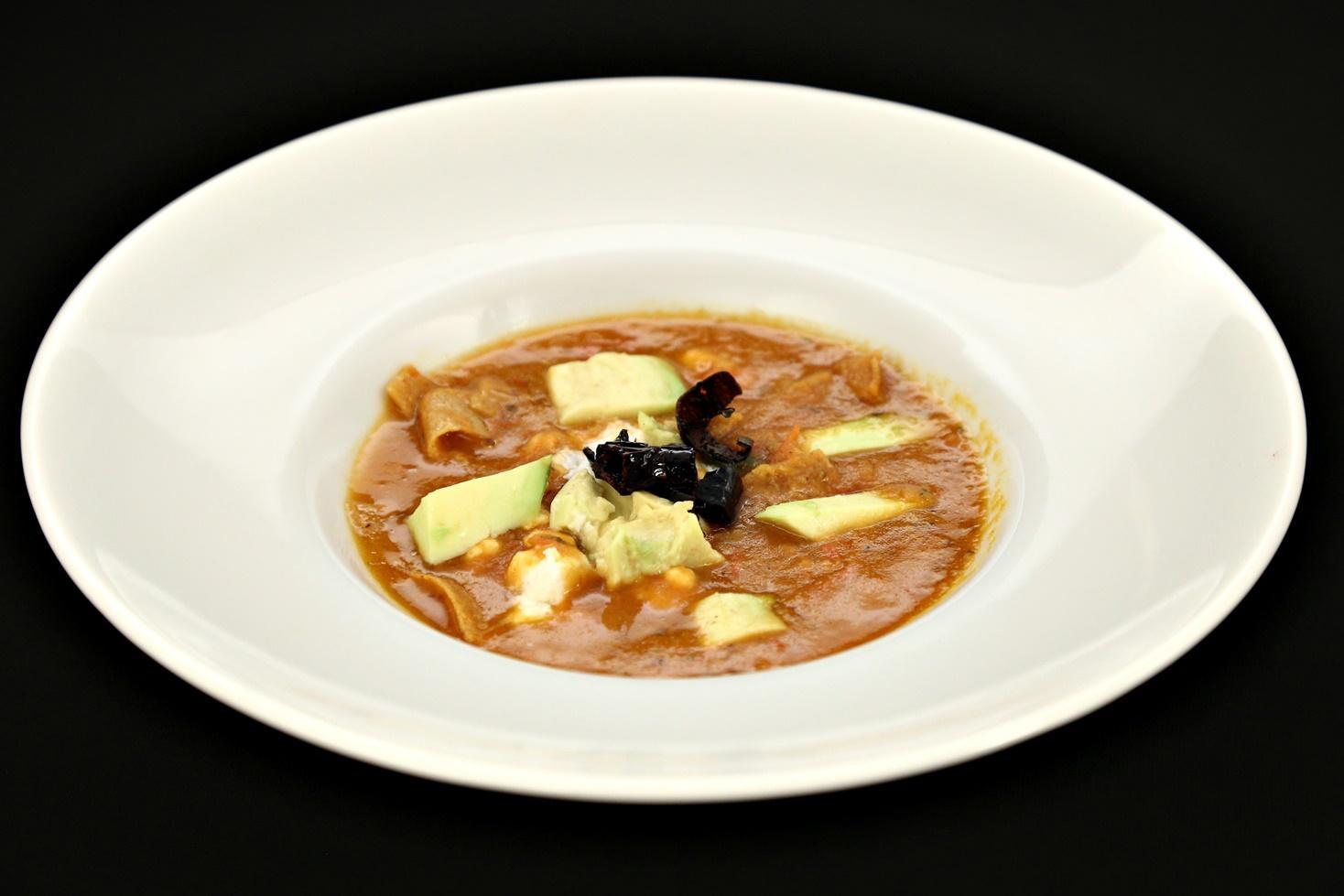 Supă mexicană de tortilla