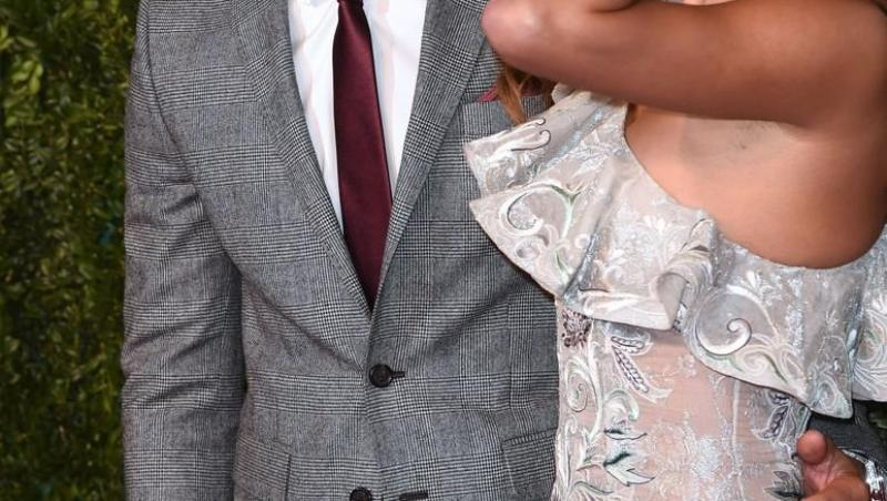 Lewis Hamilton & Nicole Scherzinger, la British Fashion Awards, London Coliseum