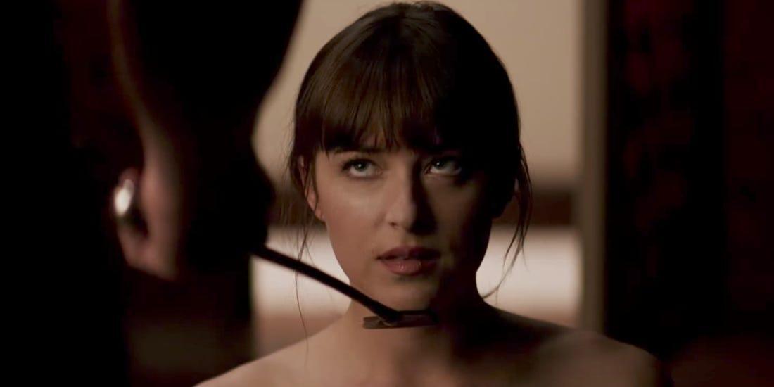 """Au fost dezvăluite secretele scenelor intime din seria """"Fifty Shades"""". Ce au făcut actorii principali"""