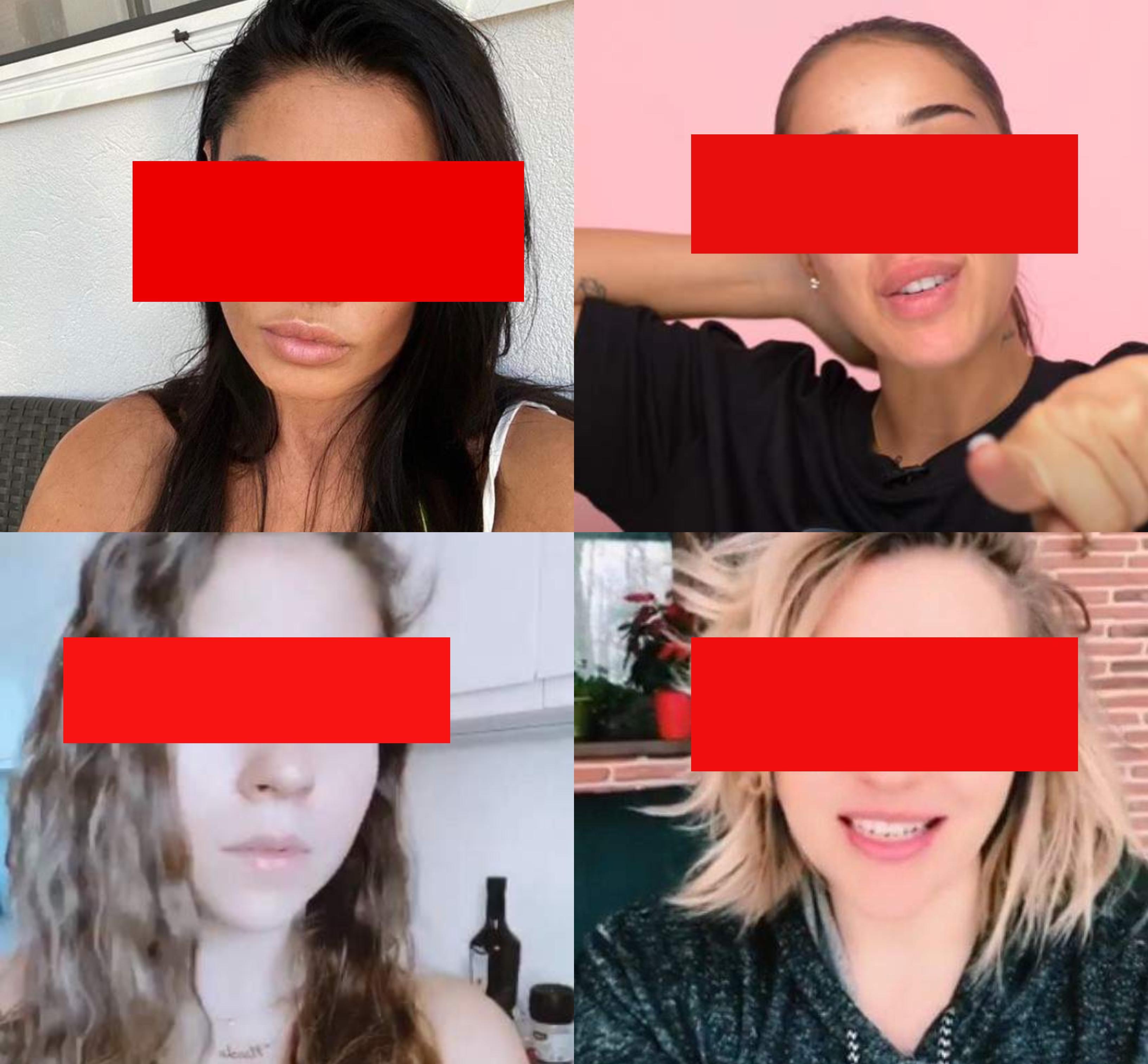 Foto   Cum arată cele mai sexy vedete din România fără machiaj. Adevărul despre chipul lor, fără Photoshop sau editări