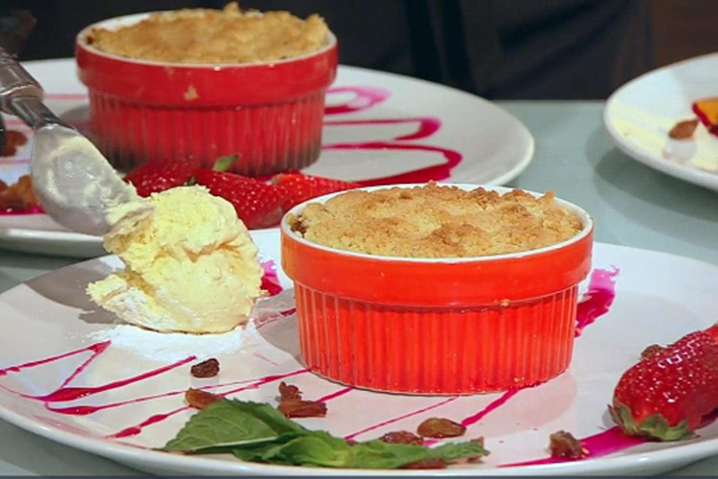 Tartă cu mere în stil englezesc