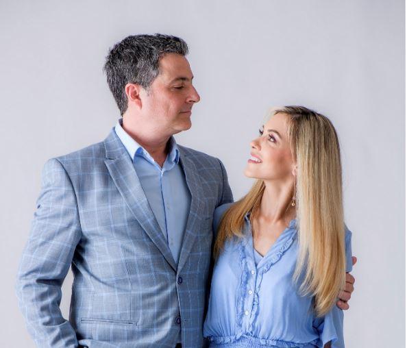 Andreea Ibacka şi Mihai Călin, cuplu în serialul Adela de la Antena 1