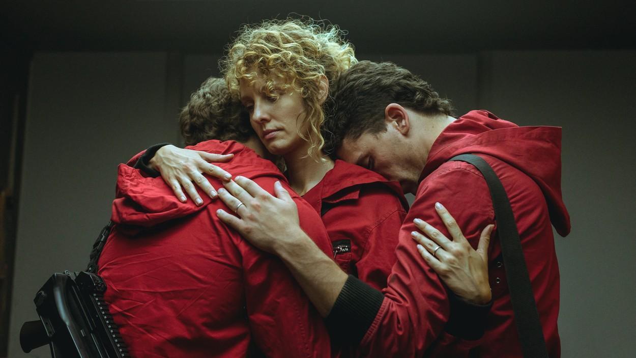 """Și-au găsit perechea la filmările serialului! Ce actori din """"Casa de Papel"""" formează un cuplu în viața reală"""