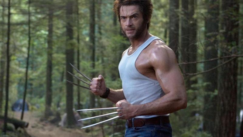 Hugh Jackman, în rolul lui Wolverine