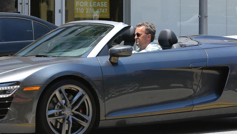 "Matthew Perry, transformare total?. Cum arat? acum celebrul actor din serialul ""Friends"""