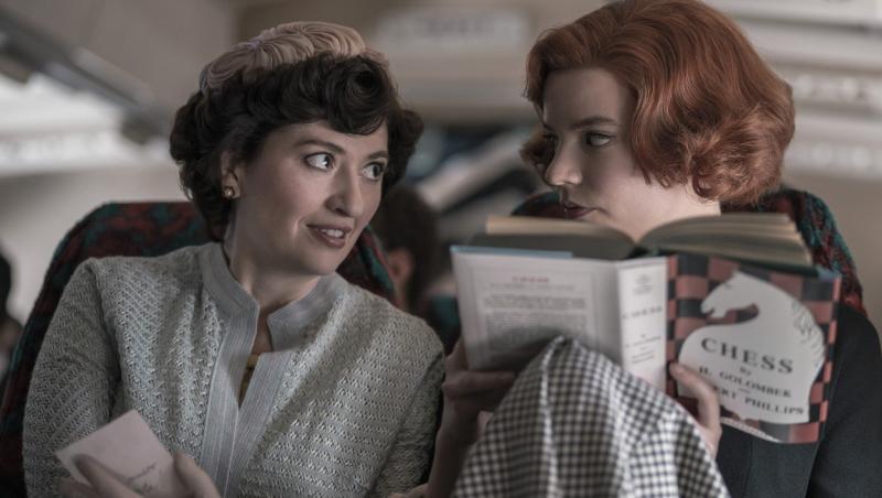 Anya Taylor, imagini din film
