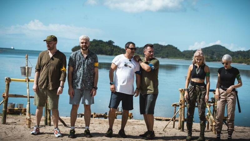 Concurenții din Asia Express, sezonul 3, în cursa pentru prima amuletă a sezonului