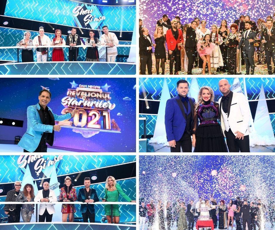 Românii au început anul alături de Antena 1. Staţia a fost lider de piaţă la nivelul întregii zile, pe toate segmentele de public