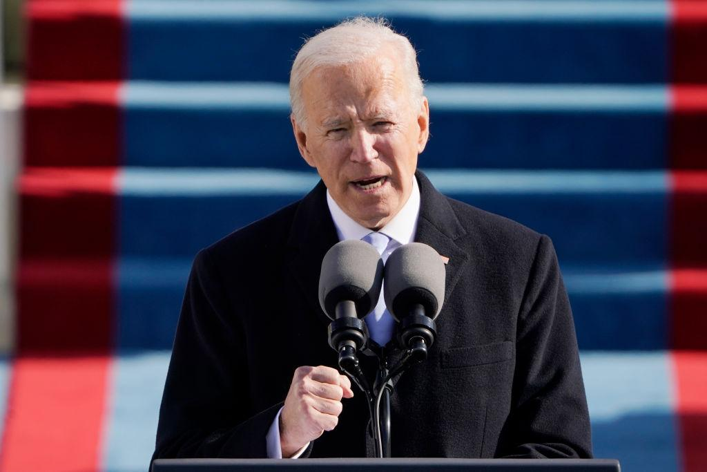 """Toată lumea îi spune acum """"președintele Americii"""" sau Joe Biden, dar acasă i se spune cu totul diferit. Cum îl alintă nepoatele"""