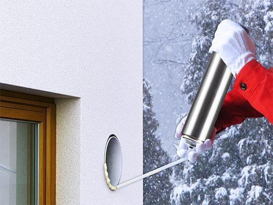 La ce detalii să fii atent atunci când aplici spuma de iarnă (P)