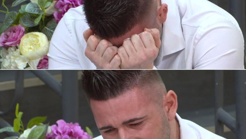 Ștefan s-a arătat îngrijorat de starea de sănătate a bunicii sale