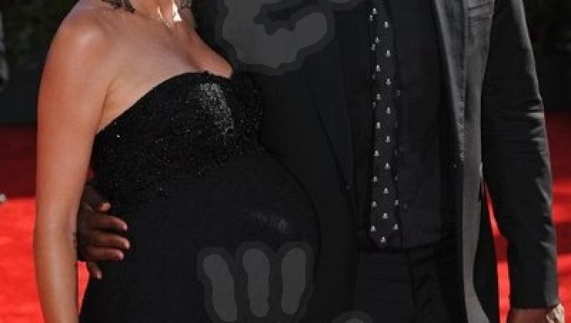Heidi Klum și fostul soț al ei, Seal, pe covorul roșu