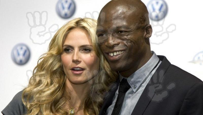 Heidi Klum și fostul soț al ei, Seal