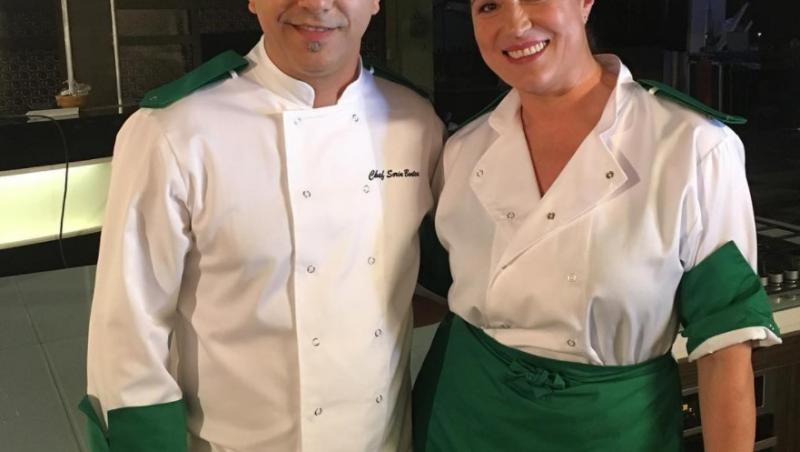 Marlena Botezatu și Sorin Bontea, în sezonul 5 CHefi la cuțite