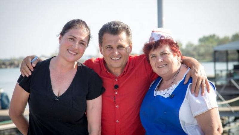 MArlena Botezatu, la emisiunea Poftiți pe la noi: Poftiți la nea Marin
