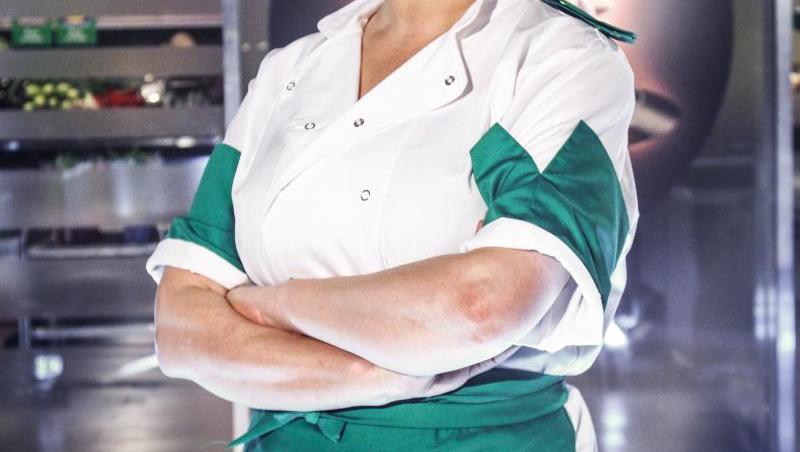 Marlena Botezatu a fost finalista sezonului 5 Chefi la cuțite